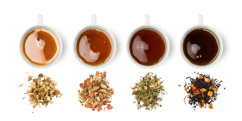 Vendita miscele di tè online